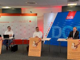 DGB zu Gast bei der SPD Stadtratsfraktion
